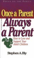 Once A Parent, Always A Parent