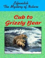 Cub to Grizzly Bear