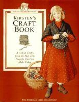 Kirsten's Craft Book