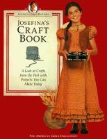 Josefina's Craft Book