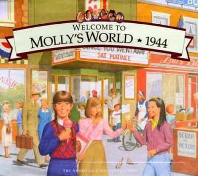 Cover image for Welcome to Molly's World, 1944