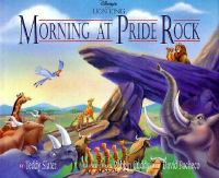 Morning at Pride Rock