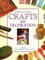 Crafts for Decoration