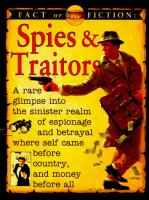 Spies & Traitors