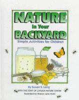 Nature in your Backyard