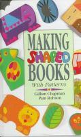 Making Shaped Books
