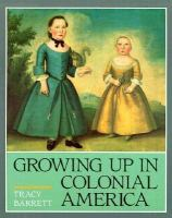 Growing up in Colonial America