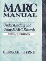 MARC Manual