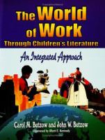 The World of Work Through Children's Literature