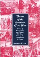 Voices of the American Civil War