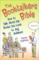 The Booktalker's Bible