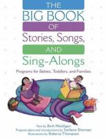 The Big Book of Stories, Songs, and Sing-alongs