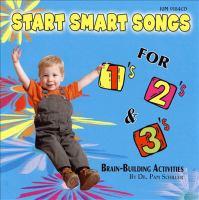 Start Smart Songs for 1's 2's & 3's