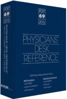 Physicians' Desk Reference 2015