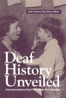 Deaf History Unveiled