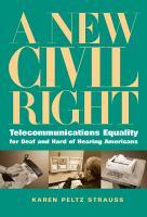 A New Civil Right