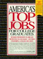 America's Top Jobs for College Graduates