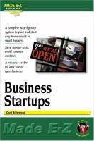 Business Start-ups Made E-Z
