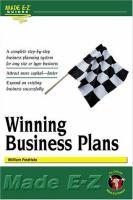 Winning Business Plans
