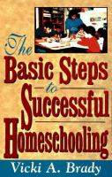 The Basic Steps to Successful Homeschooling