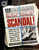 The Big Book of Scandal!