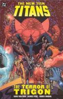 The New Teen Titans, the Terror of Trigon