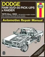 Chrysler Mini Pick-ups Automotive Repair Manual