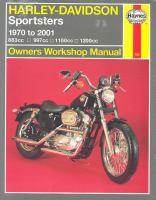 Harley-Davidson Sportsters Owners Workshop Manual