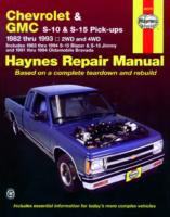 Chevrolet S-10, GMC S-15, Olds Bravada Automotive Repair Manual
