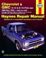 Chevrolet S-10, GMC S-15, Olds Bravada Automotive Repair Manual