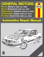 General Motors N-cars Automotive Repair Manual