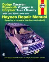 Dodge Caravan & Plymouth Voyager Automotive Repair Manual