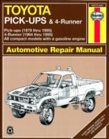 Toyota Pick-ups & 4Runner Automotive Repair Manual