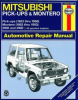 Mitsubishi Pick-ups & Montero Automotive Repair Manual