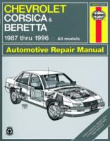 Chevrolet Corsica & Beretta Automotive Repair Manual