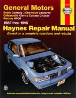 General Motors A-cars Automotive Repair Manual