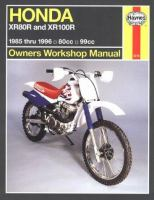 Honda XR80/100R Owners Workshop Manual