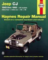 Jeep CJ Automotive Repair Manual