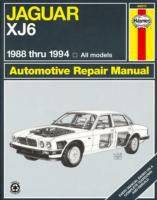 Jaguar XJ6 Automotive Repair Manual
