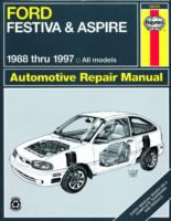 Ford Festiva and Aspire Automotive Repair Manual