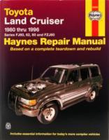 Toyota Land Cruiser Automotive Repair Manual Series