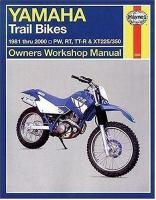 Yamaha Trail Bikes Owners Workshop Manual