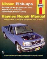Nissan Pick-ups, Xterra & Pathfinder Automotive Repair Manual
