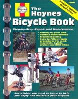 The Haynes Bicycle Book