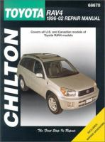 Chilton's Toyota RAV4 1996-02 Repair Manual
