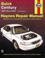 Buick Century Automotive Repair Manual