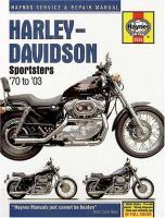 Harley-Davidson Sportster Service and Repair Manual