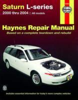 Saturn L-series Automotive Repair Manual