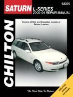 Chilton's Saturn L-series 2000-04 Repair Manual