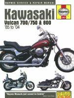 Kawasaki Vulcan 700/750 and 800 Service and Repair Manual